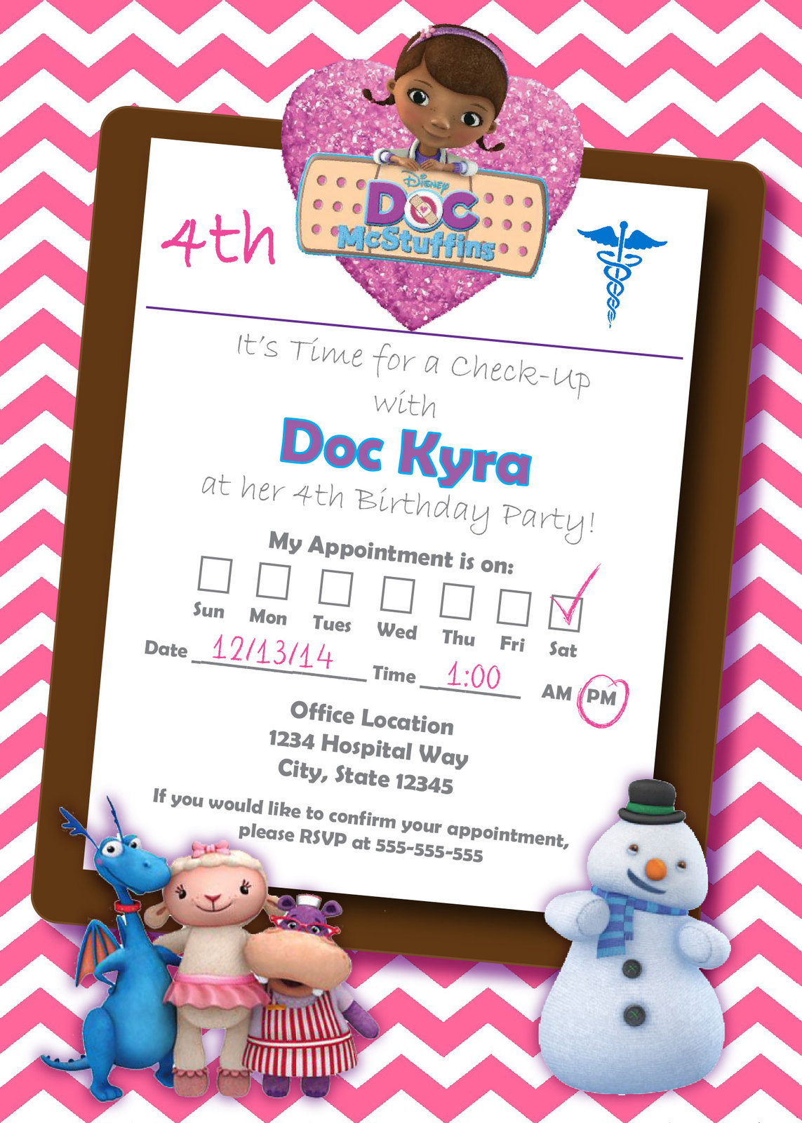 Disney\'s Doc McStuffins - Digital Birthday and 50 similar items
