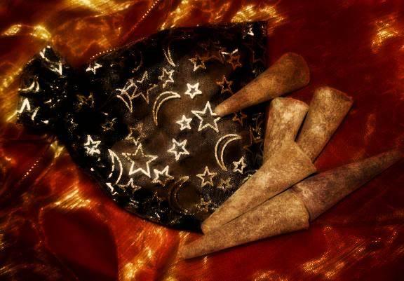 SPELLCAST Empowered VAMPIRE SPIRIT Offering Ritual INCENSE Sex Magick Love Spell
