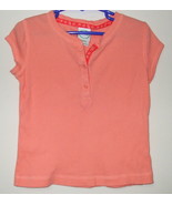 Girls Circo Peach Short Sleeve Cotton Top Size XS - $4.00