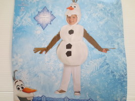 Disney Frozen Olaf Toddler Costume - S/P (2T) - NWT - $17.99