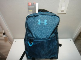 Under Armour Boys Select Strom BackPack Reflective Details D-Ring Color Blue  - $53.25