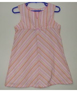 Girls Carters Sleeveless Multi Color Cotton Ble... - $5.50