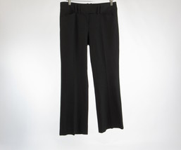 Black THE LIMITED Cassidy Fit straight leg dress pants 2 2L - $19.99