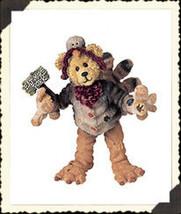 "Boyds Shoe Box Bear ""Giblet McBaste.. You Turkey!"" Style #3232* 1E-NIB- ... - $14.99"