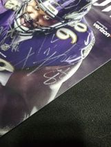 Baltimore Ravens GAME DAY Program Multi Autographs Brandon Carr, Cyrus Jones, Ty image 5