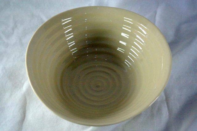Portmeirion Sophie Conran Biscuit Coupe Soup Bowl image 2