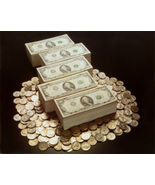 POWERFUL WICCA MONEY WEALTH GOOD LUCK MULTI CAS... - $8.99