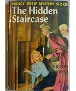 Nancy Drew #2 THE HIDDEN STAIRCASE 1960A-84 pri... - $21.00