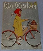 Wee Wisdom April 1950 Children's Magazine - $6.00