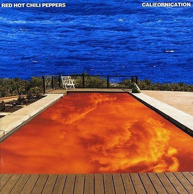 Primary image for Red Hot Chili Peppers Californication Cd (1999) RHCP
