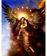 TALK 2 ANGELS~ENOCHIAN ANGEL MAGICK COMMUNICATION SPELL - $14.99
