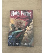 Harry Potter And The Chamber of Secrets First American Edition JK Rowlin... - $15.00