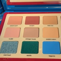 NEW IN BOX NATASHA DENONA Tropic Palette Amazing Gorgeous Shades Limited Edition image 2