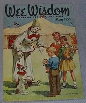 Wee Wisdom May 1953 Children's Magazine - $6.00