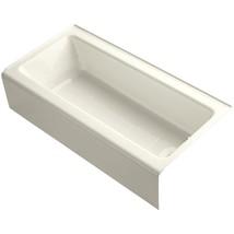 KOHLER Soaking Tub 5 ft. Slip-Resistant Surface Right Drain Rectangle Bi... - $898.91