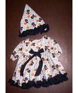 Preemie & Newborn Baby Girls Witch Halloween Costume - $30.00