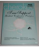 Cherokee True Support Gradient Compression Nursing Pantyhose 70 DEN Italian - $9.00