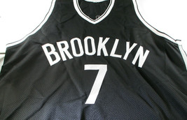 KEVIN DURANT / BROOKLYN NETS / AUTOGRAPHED NETS CUSTOM BASKETBALL JERSEY / COA image 2