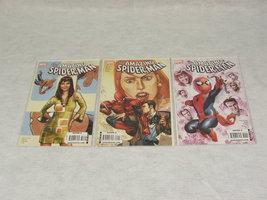 The Amazing Spider-Man 603 604 605 High Grade Lot Run NM+ Comic Books - $9.99