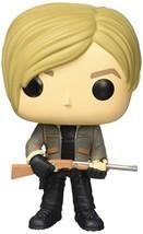 Funko POP Games: Resident Evil-Leon Kennedy Action Figure - $11.77