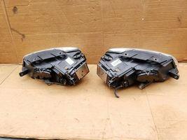 06-10 Volkswagen Passat Afs HID Xenon Headlight Head Lights Lamps Set L&R image 5