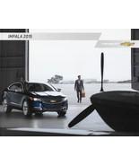 2015 Chevrolet IMPALA sales brochure catalog US 15 Chevy LT LTZ CNG - $6.00