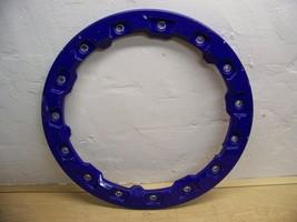 Yamaha YXZ 1000R SE wheel blue beadlock plate used - $54.95