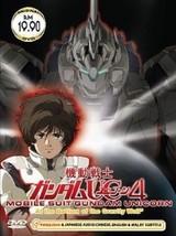 Unicorn Ova 4 Anime DVD Ship from USA