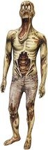 Adult Walker Zombie Halloween Morphsuit Costume 2XL image 1