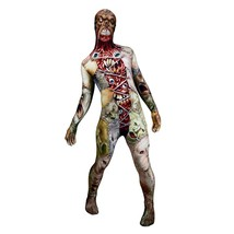 Monster Facelift Halloween Morphsuit Costume XL - £75.25 GBP