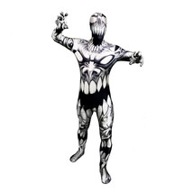 Adult Mad Mouth Halloween Morphsuit Costume Large - £76.13 GBP