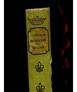 CAPTAIN FRACASSE by Theophile Gautier, Introduction by F.C. De Sumichras... - $67.62