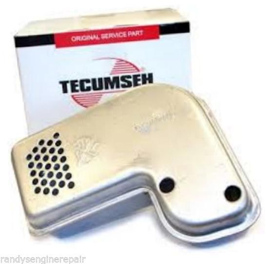 Tecumseh 35771A Muffler Toro Craftsman Sears fits models listed - $29.99
