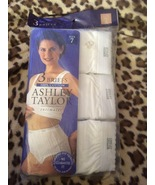 3 ashley taylor 100% cotton briefs - size 7 - New  - $10.00