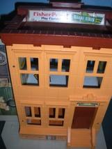 Vtg. Fisher Price #938 Sesame St. House 99% Comp./EXC++-NR MT! (Restored) (T) image 5