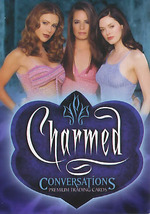 Charmed Conversations P-1 Promo Card - $2.50