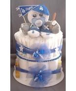 ROGER DODGER Sock Baby Shower Boy Diaper Cake - $48.00