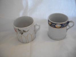 Miniature Mugs - $12.00