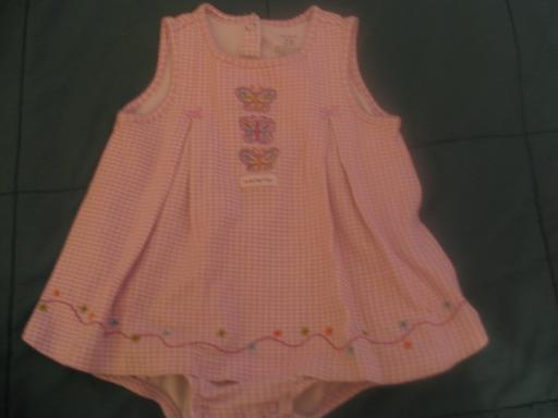 Carter's Tank style romper size 18 months