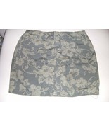 Old Navy Green Floral Camo Skirt - Size 2 - $6.99