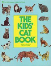 The Kids' Cat Book (Owl Magazine Books) Dingwall, Laima and Slaight, Ann... - $20.77