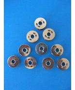 Singer Quantum Sewing Machine Metal Bobbins CXL, XL1 Part # 283395 - $9.95