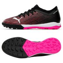 Puma Ultra 3.1 TT Football Boots Soccer Cleats Black 10608903 - $104.99