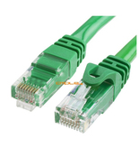 Cmple CAT 6 500mhz UTP ETHERNET LAN NETWORK CABLE -15 FT Green - 1081-905-N - $8.92