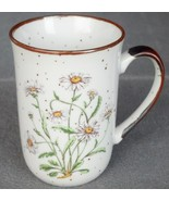 Vintage / Coffee Mug / Ceramic Cups / Japan/Yellow /Daisy/Spring Flowers... - $19.99