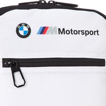 Puma BMW M Motorsport LS Logo Portable Unisex Flight Travel Shoulder Bag image 4