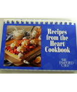 Cookbook Recipes From The Heart The Pampered Chef - $3.95