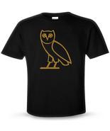 OVOXO DRAKE Fan T-shirt ovo xo metallic gold ow... - $14.75