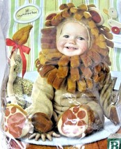 Lil' Lion Wizard of Oz Animal Infant Toddler Costume 6003 Halloween Sz M 12-18mo - $27.98