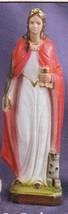 St. barbara  statue thumb200